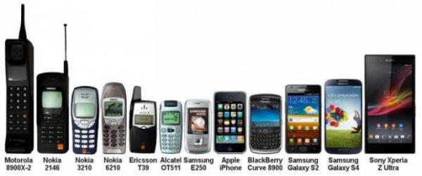 evolution-smartphone