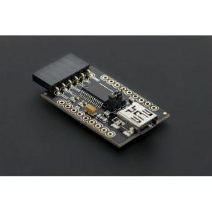 Mini adaptateur série USB - Série TTL (FTDI)