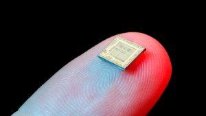 Nano puce RFID en silicone