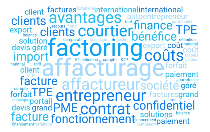 affacturage, factoring