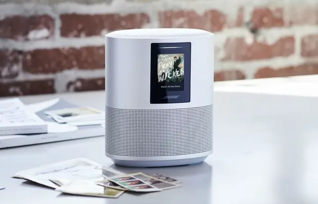 enceinte bose sans fil home speaker 500